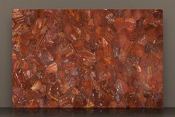 Prexury Red Jasper Semi-precious Slab