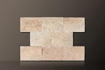 ruschita delicata split-face marble tile
