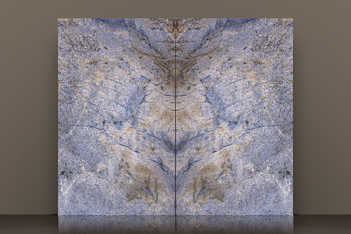 AZUL-BAHIA-POLISHED-GRANITE-BOOK-MATCH--