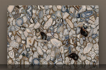 prexury wild agate polished semi-precious slab