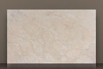 alabastrino filled and honed travertine cross-cut slab
