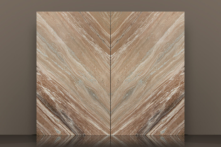 EXOTICA-BROWN-POLISHED-MARBLE-BOOK-MATCH