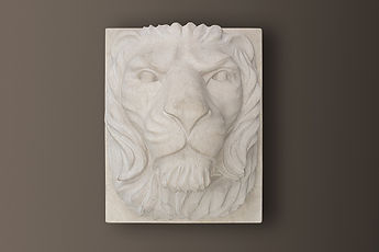 vratza relief limestone sculptured figure