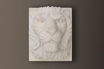 Vratza Relief Limestone Sculptured Figure