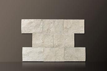 ruschita champagne split-face marble l5 tile