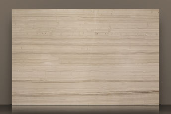 white timber vein-cut polished limestone slab