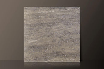 Dark Silver Vein-Cut Travertine Filled&Honed Tile