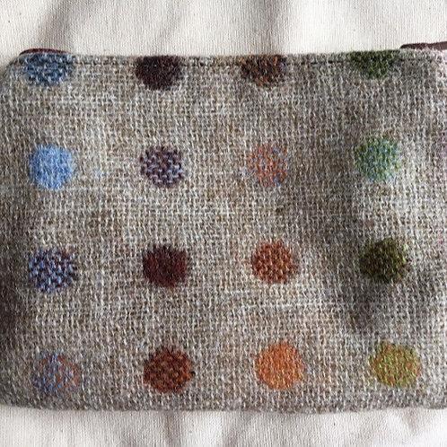 Abraham Moon Tweed purse