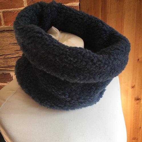 Cuddle fleece neckwarmer