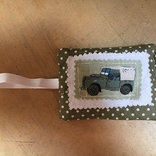 SALE Land Rover Lavender bag