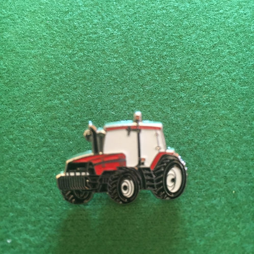 Tractor pin badge small