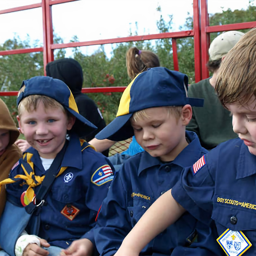 The MAiZE Reservations for Scout Troops