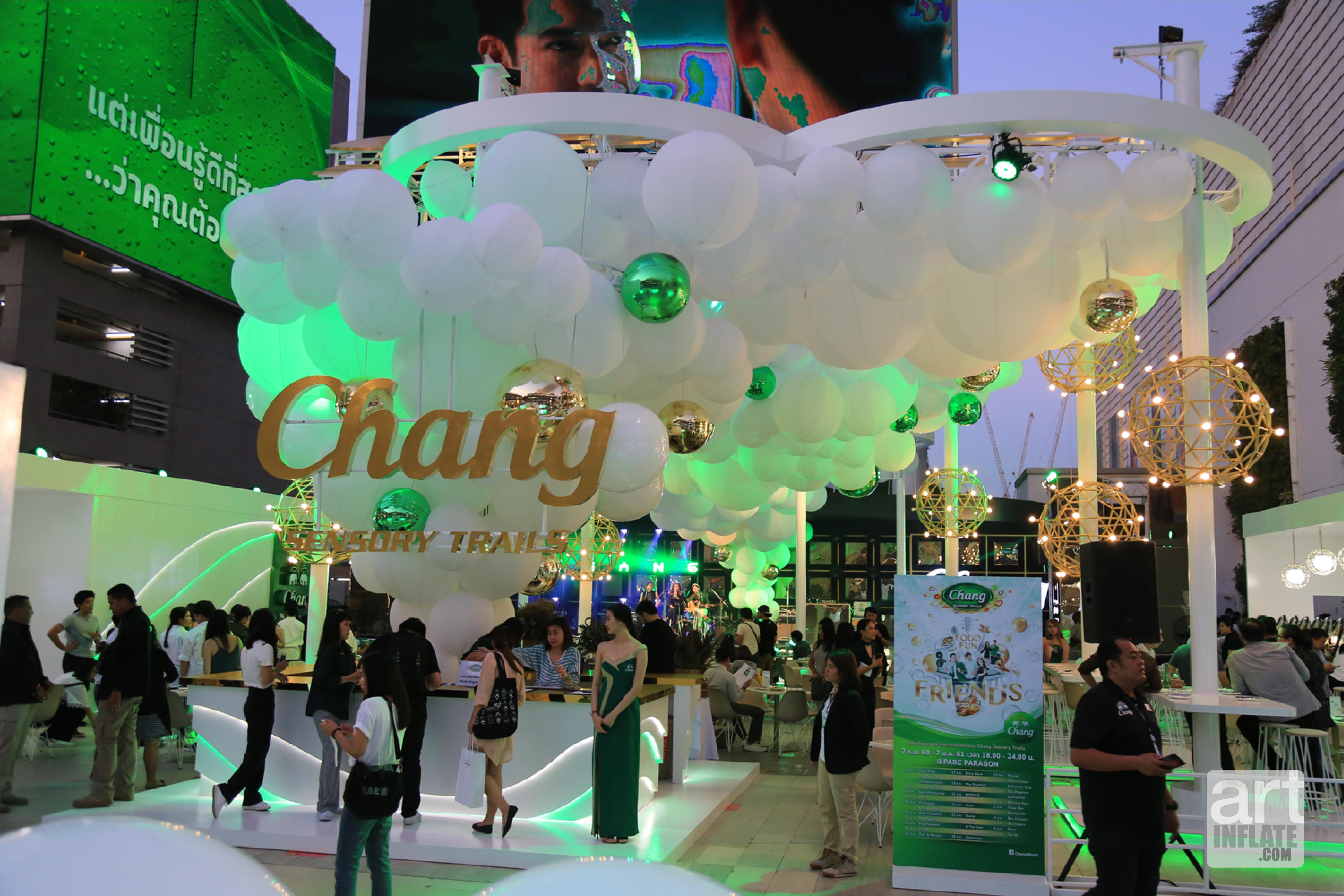 Chang Bubble Balloon