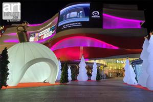 Lighting Ornament Dome