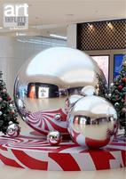 Siilver Ornament