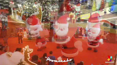 Santa Gift Fest เทศกาลของขวัญแซนต้า