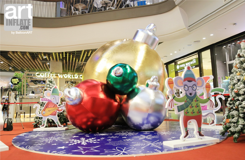Big Balloon Ornament