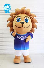 มาสคอต สิงโต Panasonic