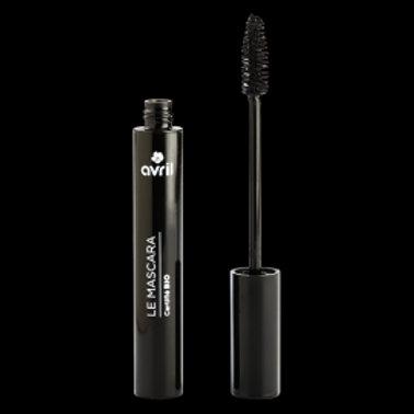 Waterbestendige Zwarte Mascara Bio Water-Resistant Noir Cert Bio