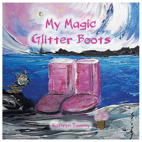 My Magic Glitter Boots