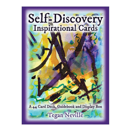 Self-Discovery Inspirational Cards