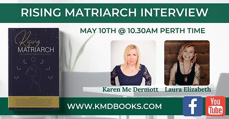 Laura Elizabeth KMD INTERVIEW launch .pn