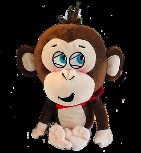 Minky Monkey Plush