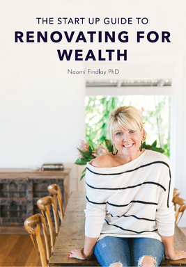 The Start Up Guide to Renovating For Wealth