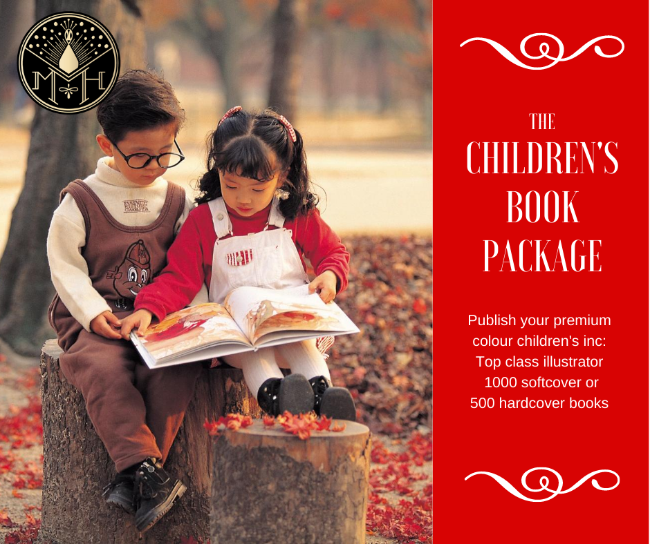 The Childrens Book Package