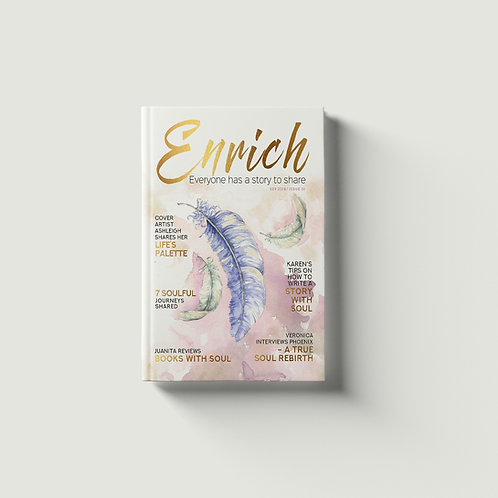 Enrich: Everyone Has A Story To Share