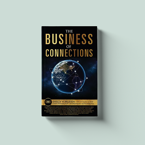 The Business of Connections - PRE-ORDER