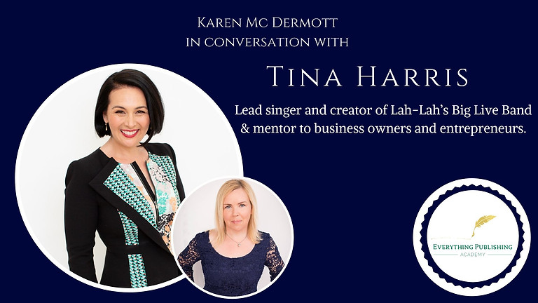 Interview with Tina Harris