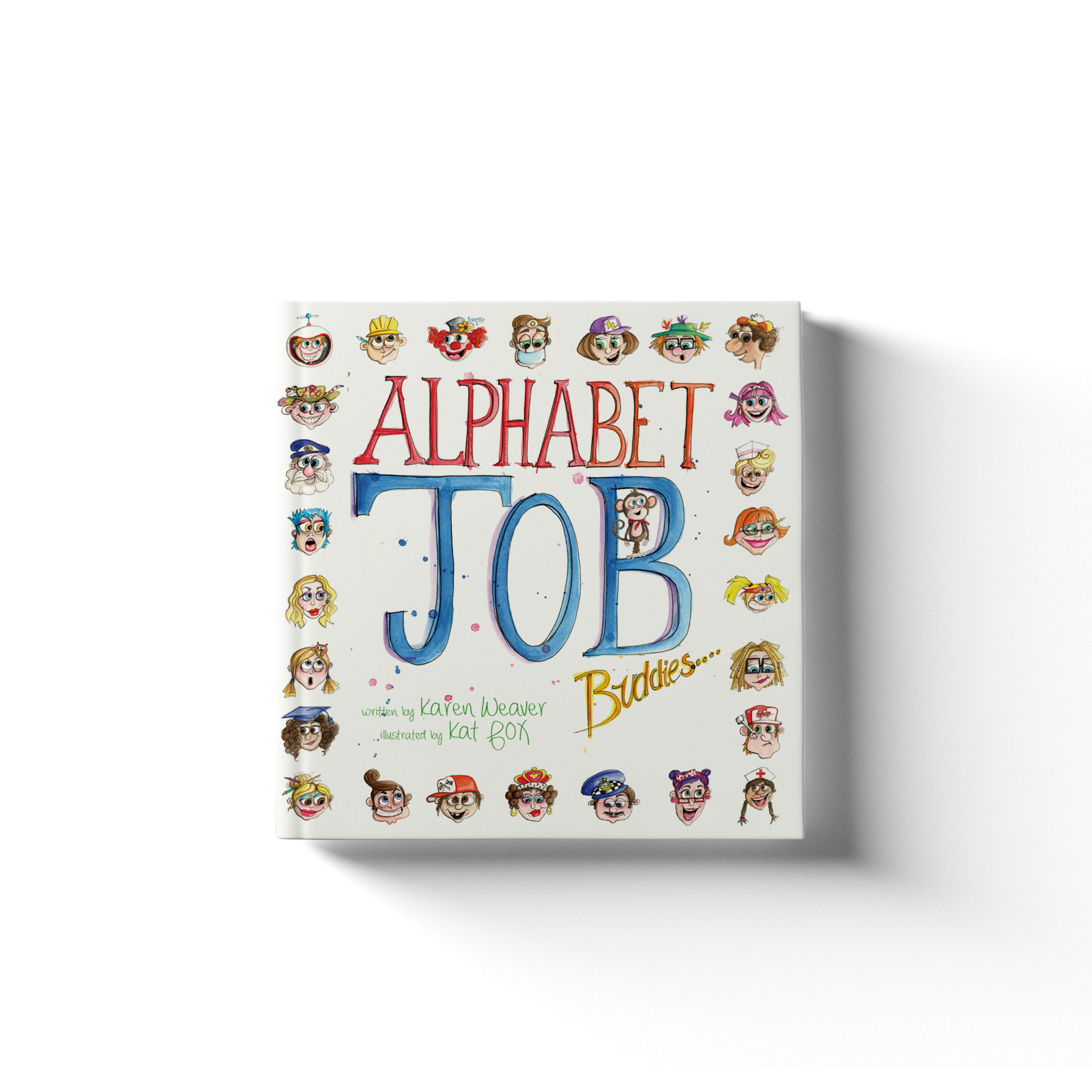 alphabet job buddies