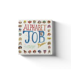 alphabet job buddies