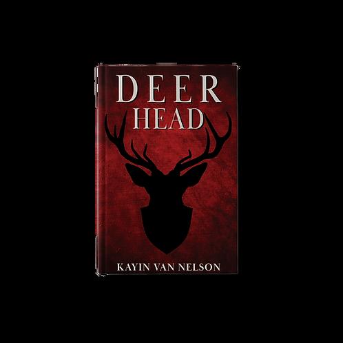 DEER HEAD - PRE-ORDER
