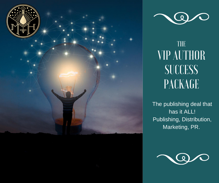 The VIP Author Success Package