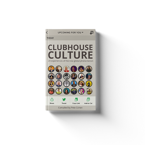 Clubhouse Culture - PRE-ORDER