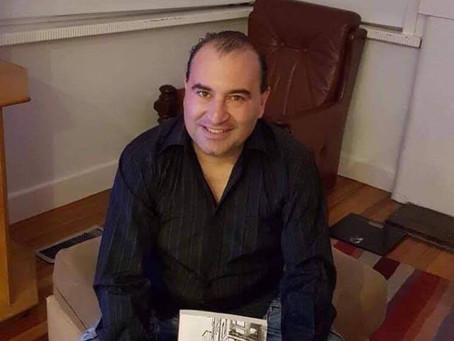 Meet MMH Press author Fivos Panayiotou