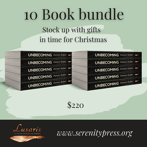 Unbecoming 10 Book Deal