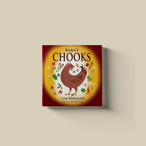 Baba's Chooks - PRE-ORDER