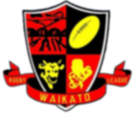 Waikato Rugby League logo