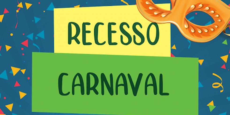 Recesso Carnval