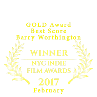 GOLD Award for Best Score to Barry Worth
