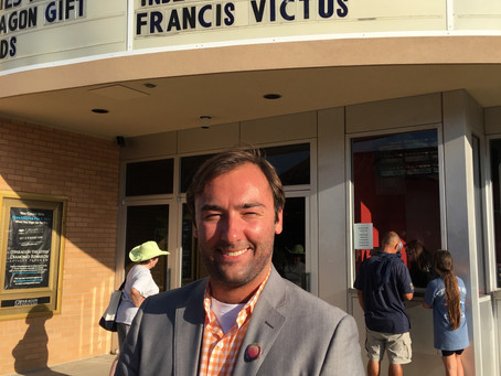 Premiere of The Infinitely Generous Francis Victus at the Paragon Theaters