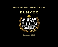 Promo Bummer Best Drama Short Film Winne