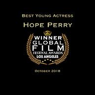 Promo Hope Perry Best Young Actress Winn