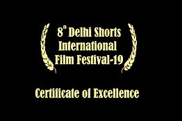 8th Delhi Shorts International Film Fest