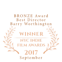 Corrosion Bronze Award Best Director NYC