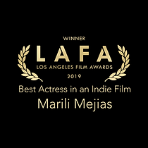 LAFA laurel Bummer 2019 Winner Best Actr