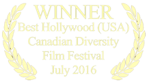 Francis Victus Winner Best Hollywood Can